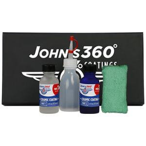 John's 360° Coatings The Avenger 2 Part Ceramic Coating John's 360° Application
