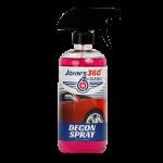 John's 360 Coatings Decon Spray