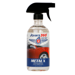 John's 360 Coatings Metal X Iron and Brake Dust Remover
