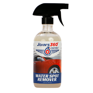 John's 360° Coatings Water Spot Remover John's 360° Application